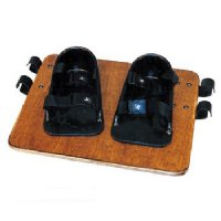 Shoe holders and boards are the easiest and most comfortable way to